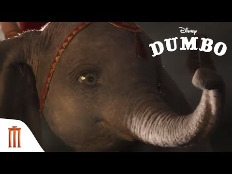 "Dumbo -  ""Courage"" Official Trailer [ซับไทย]"