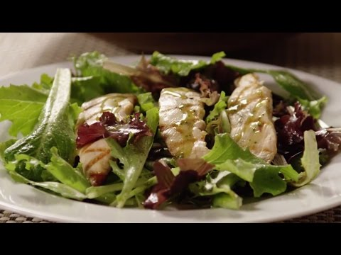 Salad Dressing Recipes – How to Make Cilantro Lime Dressing
