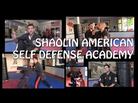 Exploring Martial Arts: Shaolin American Self Defense Academy (Teaser)