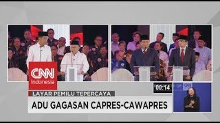 Video Pemaparan Korupsi & Terorisme di Debat Perdana Capres-Cawapres 2019 - Segmen 3/6 MP3, 3GP, MP4, WEBM, AVI, FLV Januari 2019