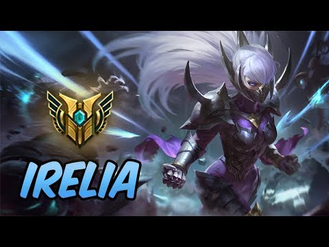 HOW TO PLAY IRELIA | Build & Runes | Diamond Nightblade Irelia | League Of Legends