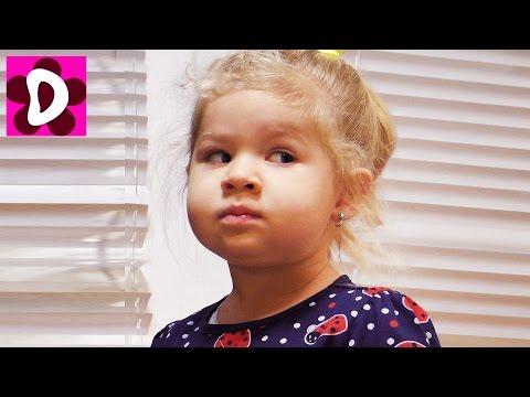 ПЕРВЫЙ УРОК по Вокалу для Малышей Диана и Рома Видео для Детей Занятие в Школе Вокала Киев Влог