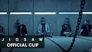 "Nonton Jigsaw (2017 Movie) Official Clip ""Bucket Heads"" Film Subtitle Indonesia Streaming Movie Download"