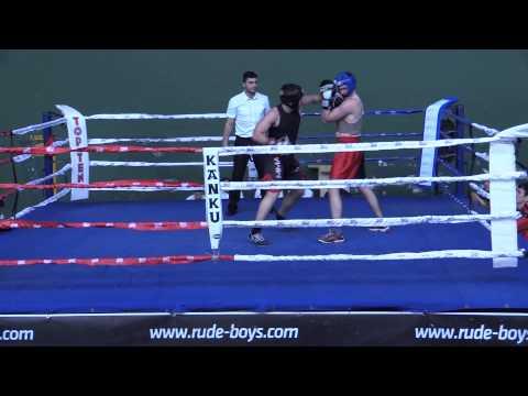 Invictus Boxeo Combate 1 (asalto 3)