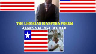 Liberian Diaspora Forum with James Salinsa Debbah