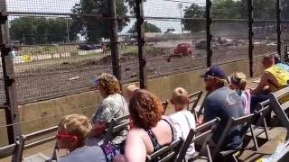 West Liberty (IA) United States  city images : Trailer race at west liberty ia. 7/19/15