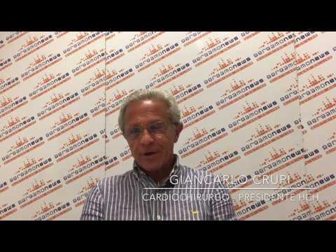 Il dottor Crupi e le missioni in Giordania per operare al cuore i bambini