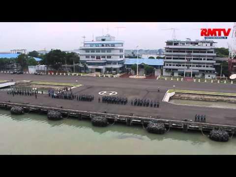 Sukseskan Sail of Journalist KRI Makassar 590 Arungi Perairan Lombok