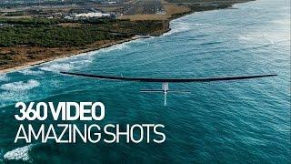 Les héros volants prennent la plume - video (1)