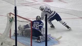 Вы это видели? Василевский творит шедевры в НХЛ.