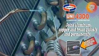Video Aluminum Repair with UNI4300 Soft Solder Kit MP3, 3GP, MP4, WEBM, AVI, FLV Juli 2018