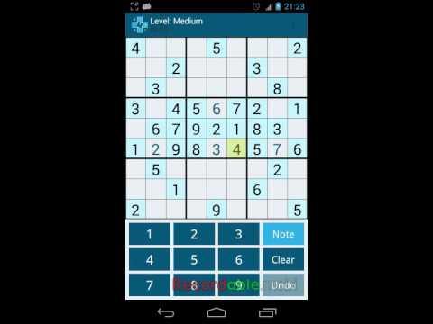 Video of Sudoku Free