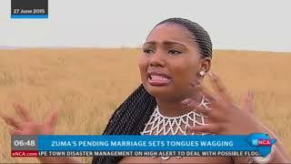 Meet Jacob Zuma's new love interest