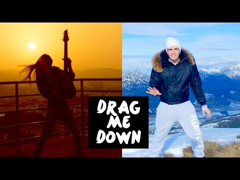 "One Direction  ""Drag Me Down"" Cover by Srod Almenara"