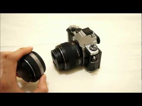 Lens Comparison – Panasonic 20mm 1.7 vs. 25mm 1.4 on Olympus OM-D EM-5