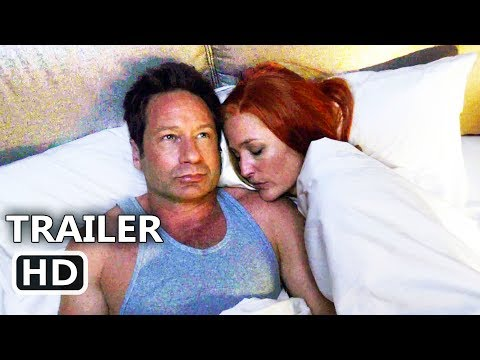 "THE X-FILES Season 11 ""Mulder and Scully in Bed"" Trailer (2018) Shippers, TV Show HD"