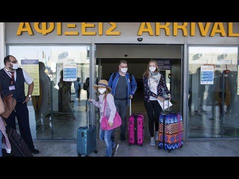 Ελλάδα: Πρεμιέρα απευθείας πτήσεων από από Βρετανία – Μόνο με αρνητικό τεστ η είσοδος από Προμαχώ…