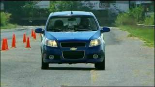 MotorWeek Road Test: 2009 Chevrolet Aveo 5