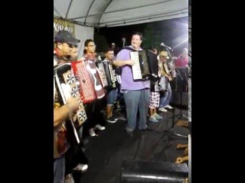 Rodolf Forte em Guanaces-ce, primeiro festival de pe de serra.