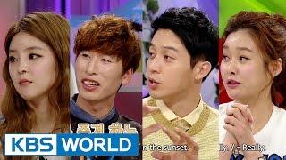 Video Hello Counselor - Hyeun Young, Heo Gyeonghwan, Yang Sangguk & HEYNE (2015.04.13) MP3, 3GP, MP4, WEBM, AVI, FLV Maret 2019