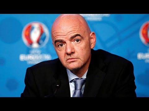 Έκθετος σε σκάνδαλο ο πρόεδρος της FIFA Τζιάνι Ινφαντίνο …