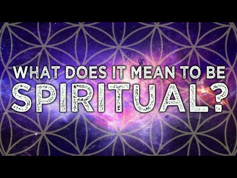 Nada Video: What Does It Really Mean to be Spiritual?
