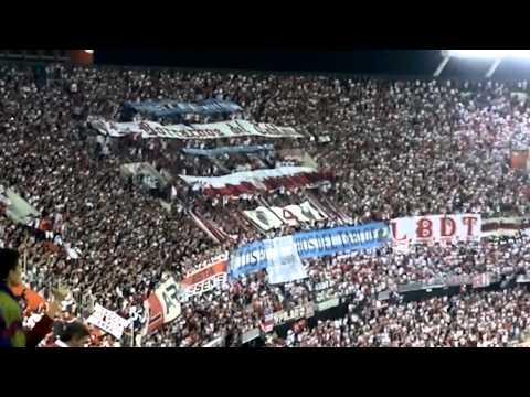 Video - TE ALENTARE HASTA LA MUERTE + FIESTA - River Plate vs Estudiantes LP - Copa Sudamericana 2014 - Los Borrachos del Tablón - River Plate - Argentina