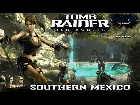 tomb raider underworld playstation 2 detonado