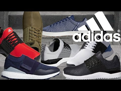 Golf Spotlight 2018 - adidas adicross & adiPure