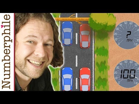 Video Calculating a Car Crash - Numberphile download in MP3, 3GP, MP4, WEBM, AVI, FLV January 2017
