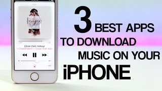 Video TOP 3 Best Apps to Download Music on Your iPhone (OFFLINE MUSIC) | Working 2018 #3 MP3, 3GP, MP4, WEBM, AVI, FLV Desember 2018
