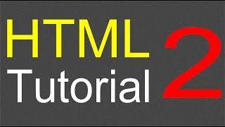 HTML Tutorial for Beginners - 02 - Line breaks, spacing, and comments