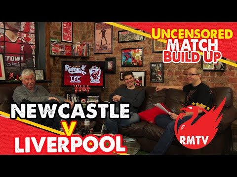 uncensored - Liverpool travel to Geordie land on Saturday for the early kick off at SackPardew.com Arena or whatever it's being flogged as these days and Chris is joined by Mike and John to bring you all...
