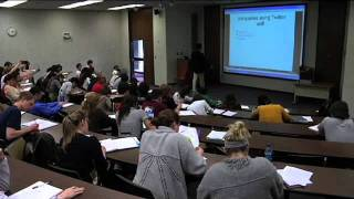 George Howard Music Industry Class - Intro To Business (14/18)