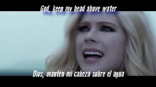 Avril Lavigne - Head Above Water (Sub Español - Ingles)