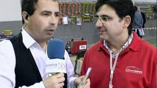 ExtremaduraSkills 2010 entrevista José Martín