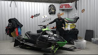 8. Arctic Cat 440/600 Snopro in the PowerModz line up!!