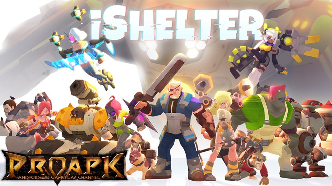 iShelter - Adventure RPG