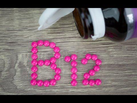 5 أعراض تشير إلى نقص فيتامين B12