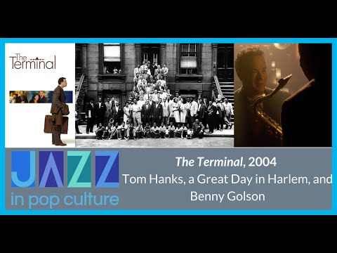 Video The Terminal - Jazz Scenes - Benny Golson and A Great Day in Harlem download in MP3, 3GP, MP4, WEBM, AVI, FLV January 2017
