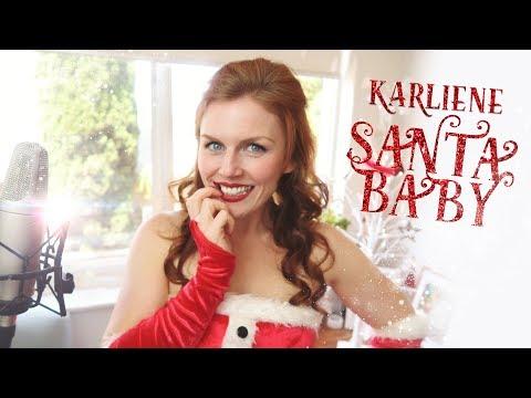 "Eartha Kitt  ""Santa Baby"" Cover"