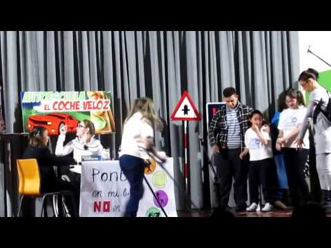 El vídeo de la obra teatral. / CEE Santa Isabel