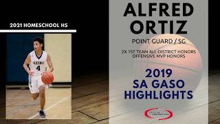 2019 SA GASO Highlights