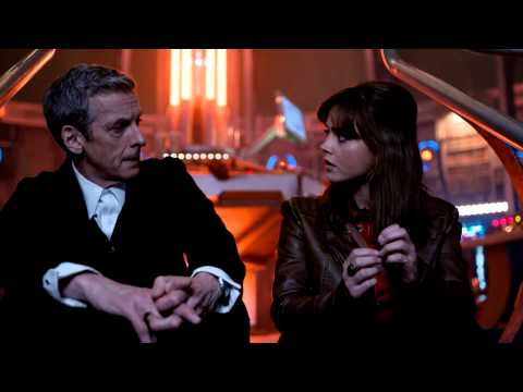 Doctor Who 8.02 (Clip 'Am I a Good Man?')