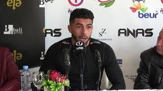 أنس:  إخترت الجزائر بسبب دعم  الشعب الجزائر و محبته لي