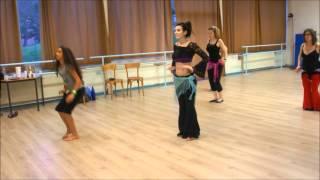 Danse orientale salsa avec Yzza à Saint-Etienne
