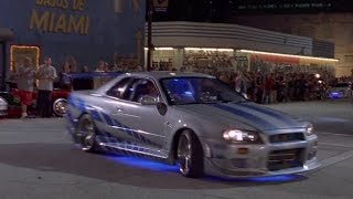 Nonton 2 FAST 2 FURIOUS - First Race (S2000 vs RX-7 vs Supra vs Skyline) #1080HD Film Subtitle Indonesia Streaming Movie Download