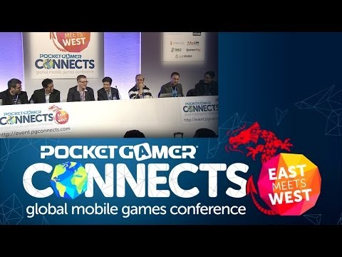 PGC London: China Mobile Games Market Power Panel