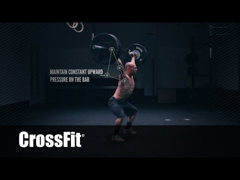 Overhead - Breaking down the overhead squat in slow motion with Chris Spealler. CrossFit -- (http://www.crossfit.com) The CrossFit Games® - The Sport of Fitness™ The Fi...