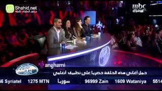 Arab Idol -الأداء - برواس حسين - ياطير ياطاير